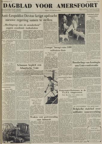 Dagblad voor Amersfoort 1950-03-27