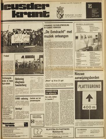Leusder Krant 1976-03-11