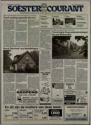 Soester Courant 2000-06-07