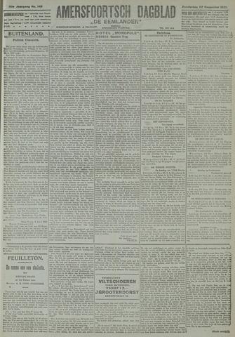 Amersfoortsch Dagblad / De Eemlander 1921-12-22