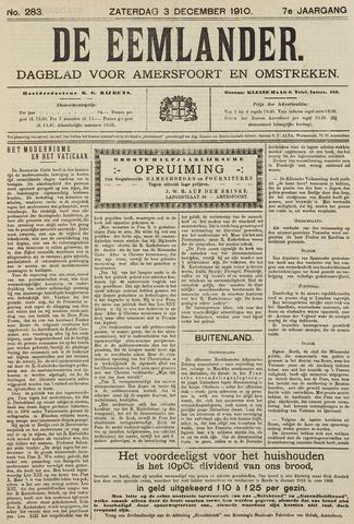 De Eemlander 1910-12-03