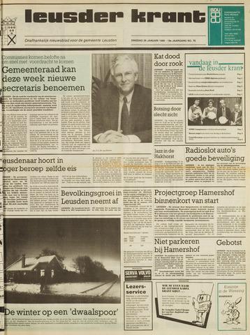 Leusder Krant 1988-01-26