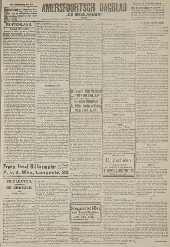 Amersfoortsch Dagblad / De Eemlander 1922-08-08
