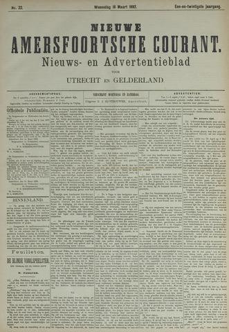 Nieuwe Amersfoortsche Courant 1892-03-16