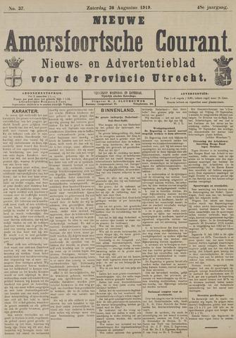 Nieuwe Amersfoortsche Courant 1919-08-30