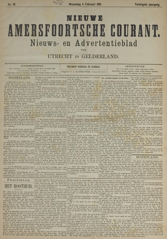 Nieuwe Amersfoortsche Courant 1891-02-04