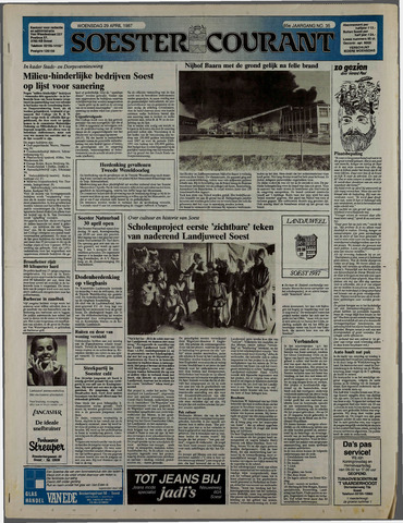 Soester Courant 1987-04-29