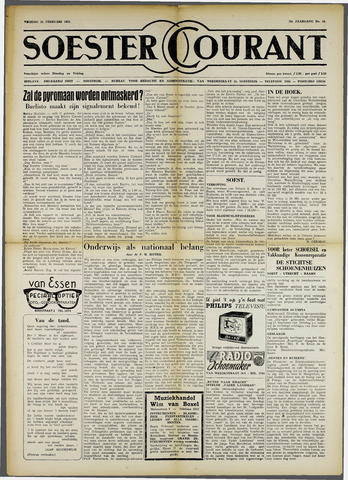 Soester Courant 1955-02-25