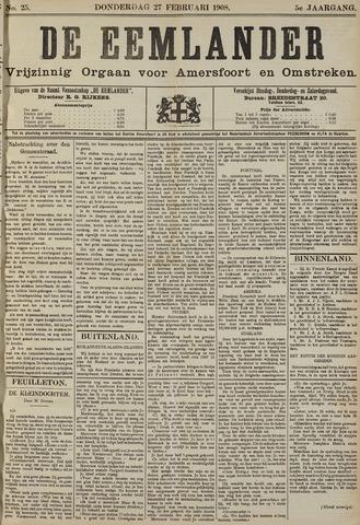 De Eemlander 1908-02-27