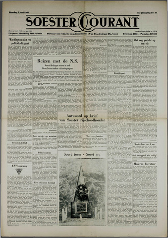 Soester Courant 1966-06-07