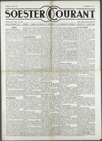 Soester Courant 1957-06-18