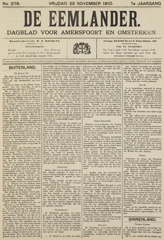 De Eemlander 1910-11-25