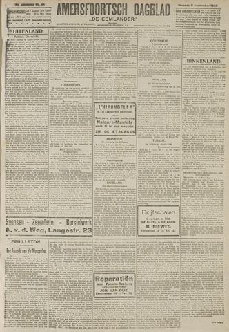 Amersfoortsch Dagblad / De Eemlander 1922-09-05