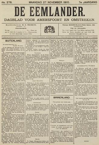 De Eemlander 1910-11-28