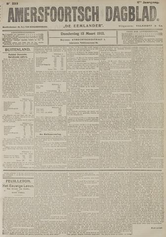 Amersfoortsch Dagblad / De Eemlander 1913-03-13