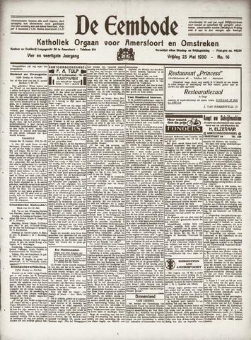 De Eembode 1930-05-23