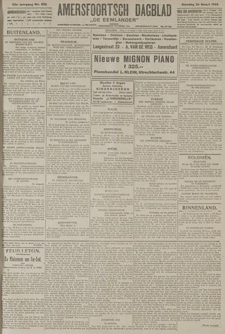 Amersfoortsch Dagblad / De Eemlander 1925-03-24