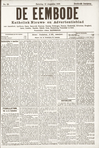 De Eembode 1899-08-12