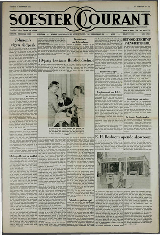 Soester Courant 1964-09-01