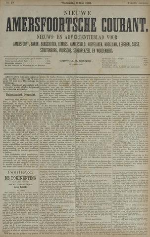 Nieuwe Amersfoortsche Courant 1883-05-09