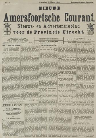 Nieuwe Amersfoortsche Courant 1908-03-25
