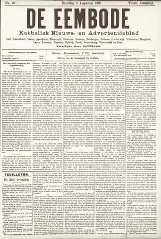De Eembode 1896-08-08