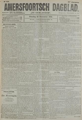Amersfoortsch Dagblad / De Eemlander 1916-11-28