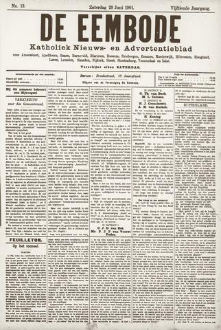 De Eembode 1901-06-29
