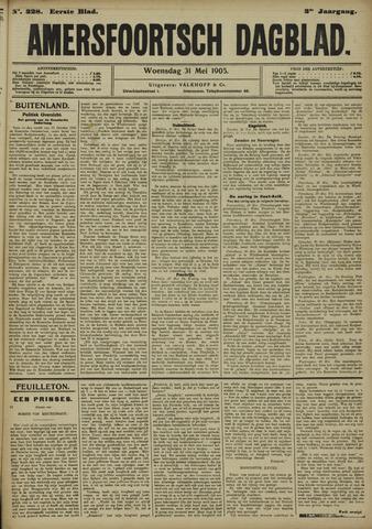 Amersfoortsch Dagblad 1905-05-31