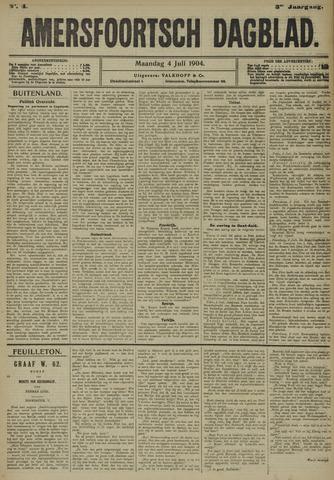 Amersfoortsch Dagblad 1904-07-04