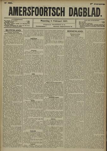 Amersfoortsch Dagblad 1907-02-11