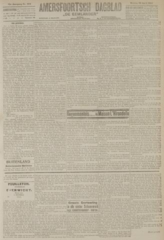 Amersfoortsch Dagblad / De Eemlander 1920-04-30