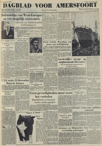 Dagblad voor Amersfoort 1949-12-02