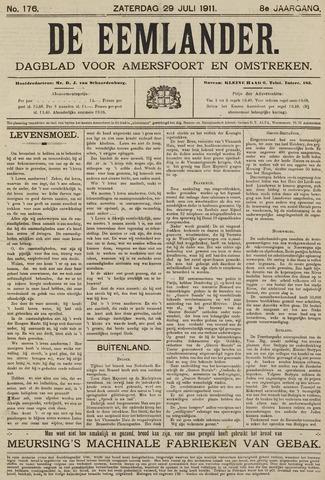 De Eemlander 1911-07-29