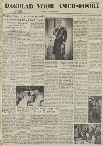 Dagblad voor Amersfoort 1949-06-28