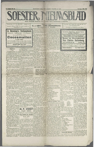 Soester Courant 1923-05-05