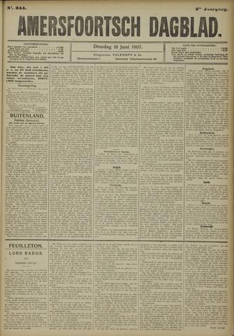 Amersfoortsch Dagblad 1907-06-18
