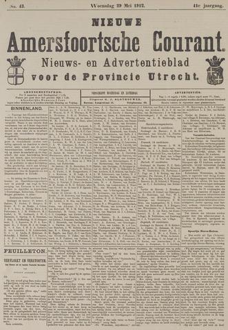 Nieuwe Amersfoortsche Courant 1912-05-29