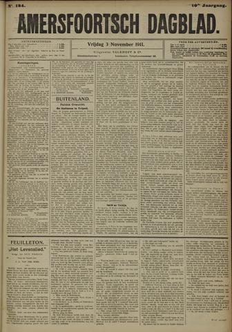 Amersfoortsch Dagblad 1911-11-03
