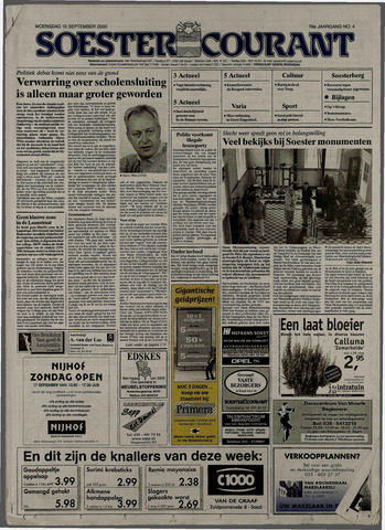 Soester Courant 2000-09-13