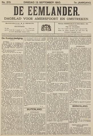 De Eemlander 1910-09-13