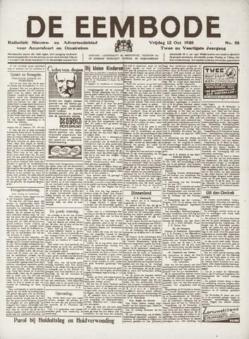 De Eembode 1928-10-12