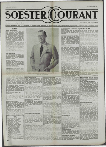 Soester Courant 1957-06-27