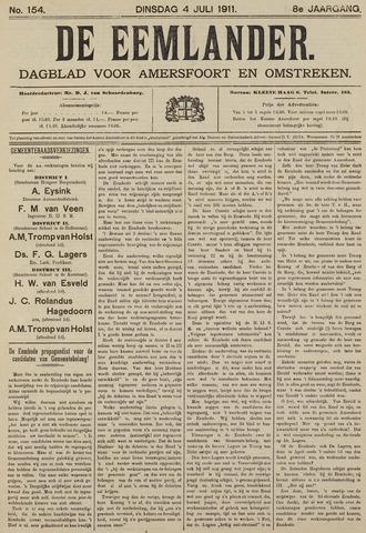 De Eemlander 1911-07-04