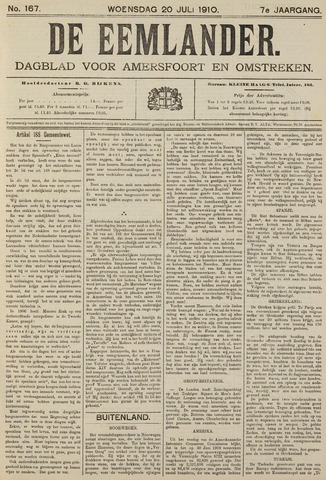 De Eemlander 1910-07-20