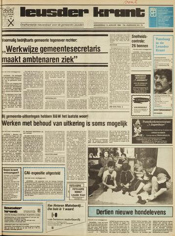 Leusder Krant 1984-01-12