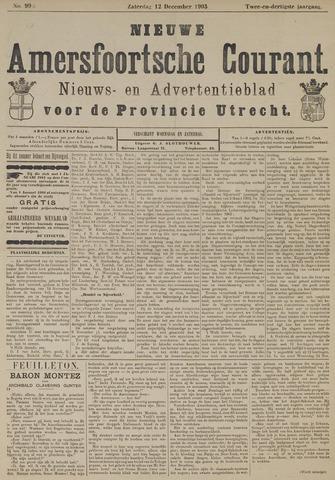 Nieuwe Amersfoortsche Courant 1903-12-12
