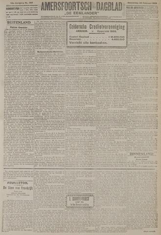 Amersfoortsch Dagblad / De Eemlander 1920-02-26
