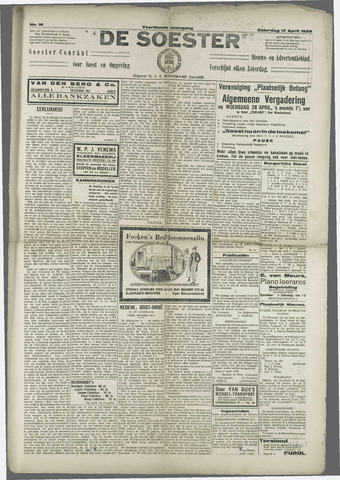 Soester Courant 1926-04-17