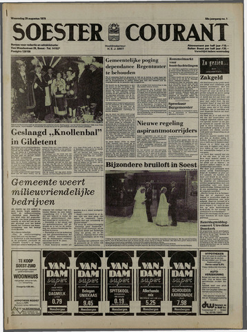 Soester Courant 1979-08-29